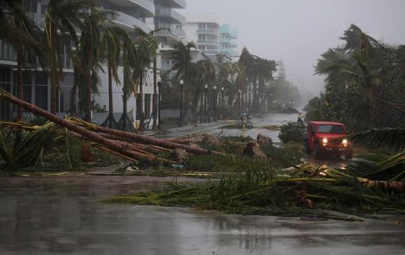 Irma se degrada a tormenta tropical