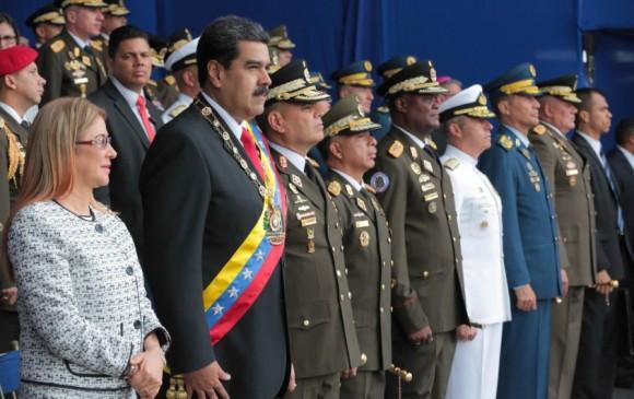 Maduro quiere que el FBI investigue su atentado