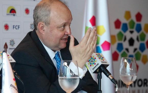 DIMAYOR suspende la Liga Colombiana de Fútbol por el Coronavirus
