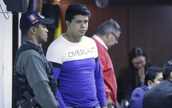 Juez determinó que el exfiscal de la JEP debe ir a una cárcel. FOTO: Colprensa