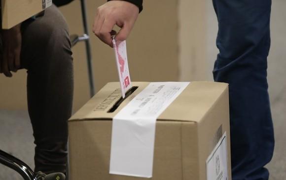 Hasta el jueves se pueden inscribir cédulas para elecciones a congreso