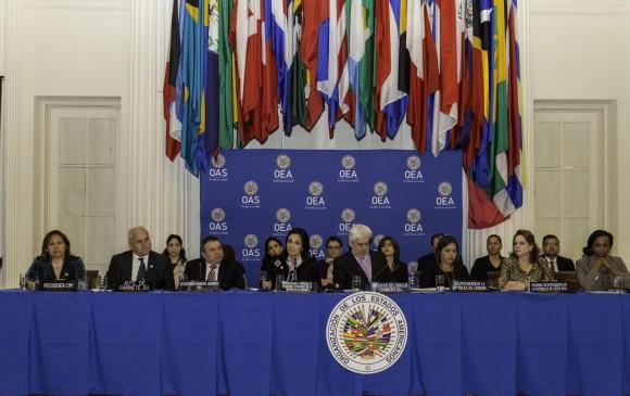 FOTO CORTESÍA OEA