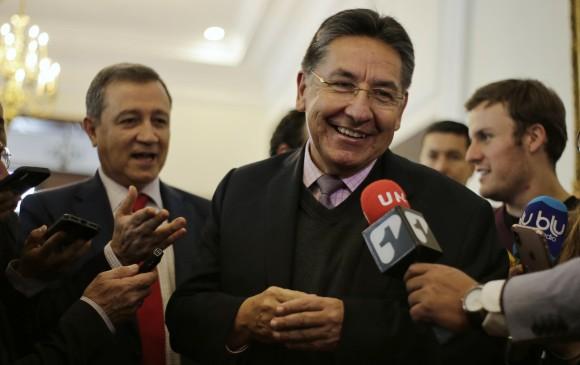 Corte Suprema definirá quién juzga a Santrich