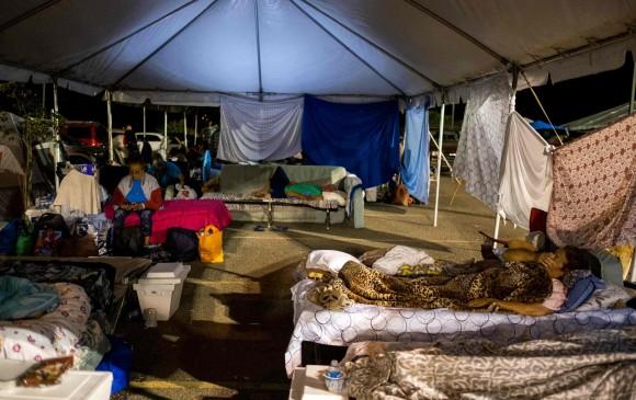 Donald Trump declara desastre mayor en Puerto Rico por los sismos