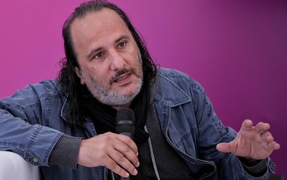 Aljure primer director de la Dirección de Cinematografía del Ministerio de Cultura y una pieza clave en el proceso de formulación de la Ley de Cine. Foto: Colprensa