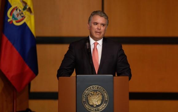 País: El presidente de Colombia iniciará mañana una visita oficial a Argentina