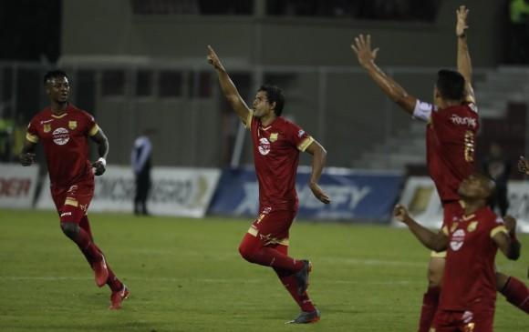 Rionegro Águilas venció a Millonarios en el Alberto Grisales