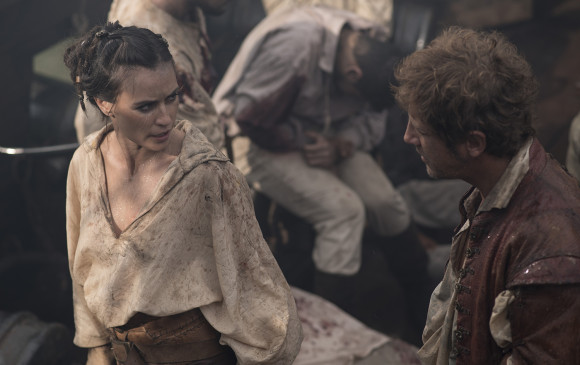 La actriz habla del empoderamiento de la mujer, a partir de este tipo de personajes. FOTO CORTESÍA