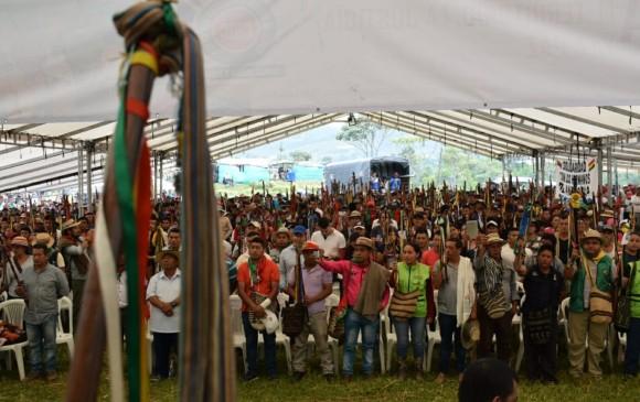 Comunidades bloquean vías alternas en Cauca