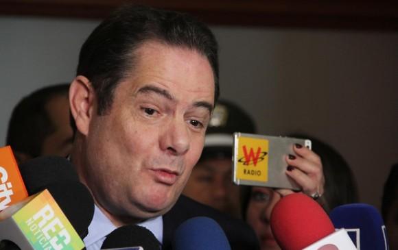 Vargas Lleras declaró ante la Corte Suprema por escándalo de Odebrecht