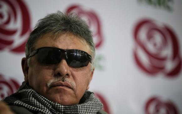 Exigen en Colombia libertad de líder de la FARC Jesús Santrich