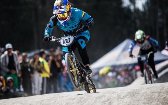 Mariana Pajón demostró una vez más su nivel olímpico — DEPORTE