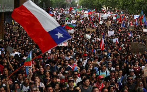 Risultati immagini per Chile Marcha
