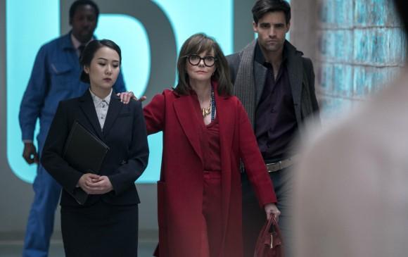 Sally Field será la doctora Greta Mantleray en Maniac. FOTO Cortesía Netflix.