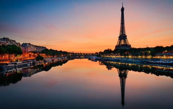 También como la Ciudad de la Luz –la Ville lumière–, es uno de los destinos turístico más populares del mundo, recibe 42 millones de visitantes por año. FOTO: Shutterstock