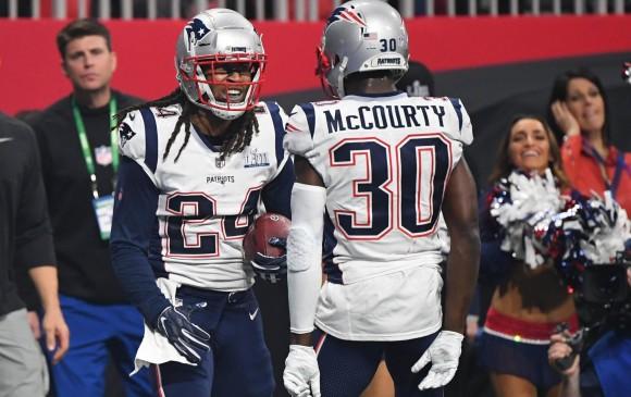 Los Patriots se quedaron con el Super Bowl 51. Foto  Reuters 4d5ce28f58d