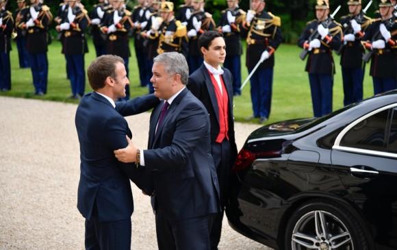Colombia y Francia firmaron acuerdo para proteger el medio ambiente
