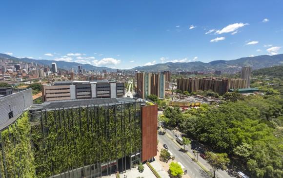 El centro para la Cuarta Revolución Industrial del Foro Económico Mundial de Colombia estará ubicado en Complejo de la innovacion Ruta N, en Medellín. Foto: Andrés Camilo Suárez Echeverry