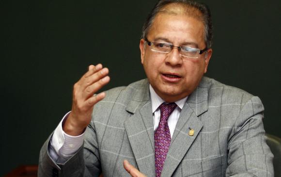 Corte Suprema de Justicia suspende de sus funciones al magistrado Gustavo Malo