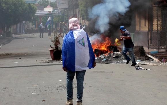 Tras 26 días de protestas ininterrumpidas, 54 personas han muerto en las calles de las distintas ciudades del país. FOTO reuters
