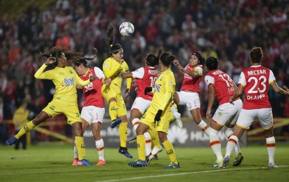 ¡Júbilo Opita! Atlético Huila clasificó a la final de la Liga Femenina