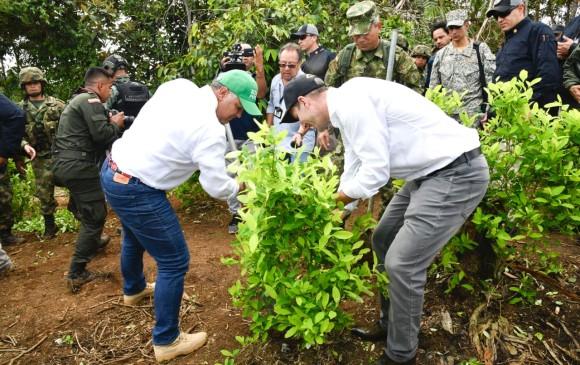 Renuncia Francisco Santos al cargo de embajador de Colombia en EE.UU