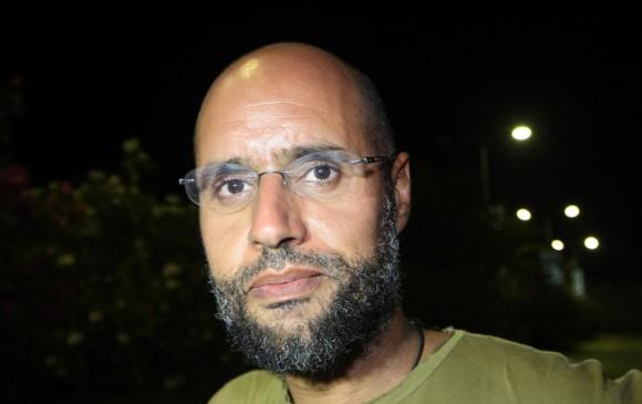 Fiscal de la corte internacional pide arresto de Gadafi hijo