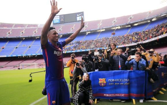 Los 10 jugadores más altos de la liga española — Con Yerry Mina