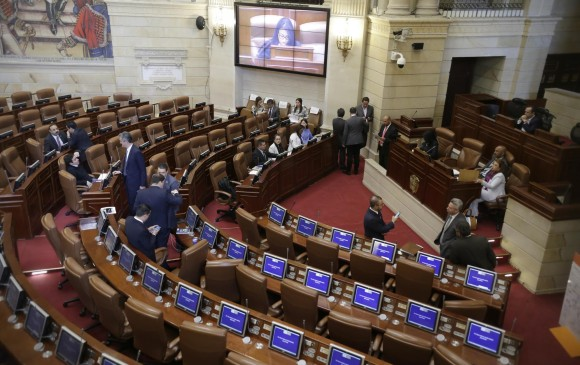 Aprobada en primer debate la Ley de Financiamiento