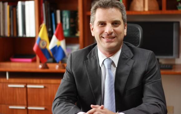 Capturan al Consejero Presidencial para las Regiones, Carlos Correa