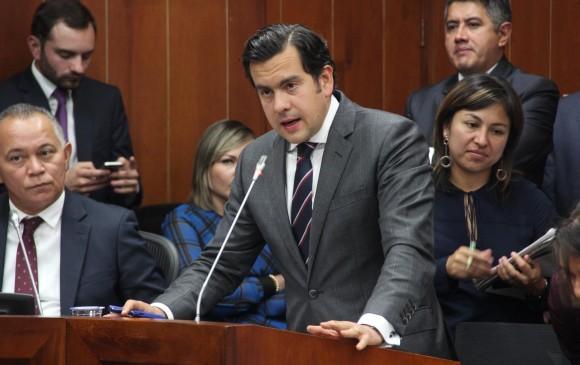 Cámara prohibió el ingreso de desmovilizados de las Farc
