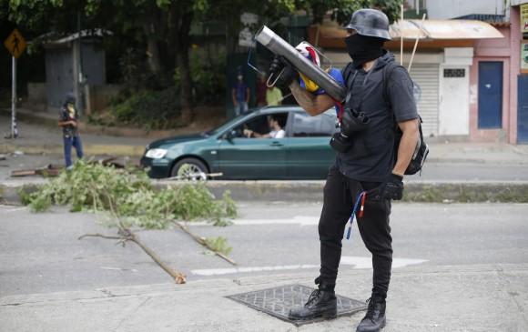 Cinco personas mueren en protesta contra la Constituyente — Venezuela