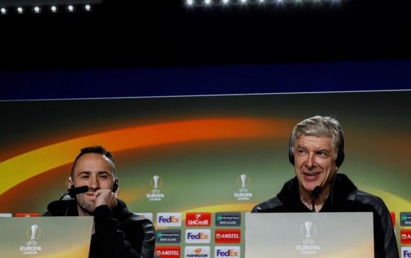 David Ospina tiene problemas en sus costillas y es duda en Arsenal