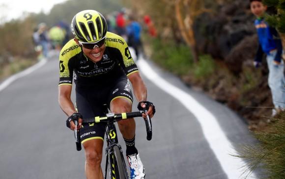 Triunfo del esloveno Mohoric en el Giro en jornada aciaga para Chaves