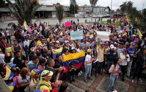 Organismo de Migración eleva a 870.000 los venezolanos que viven en Colombia