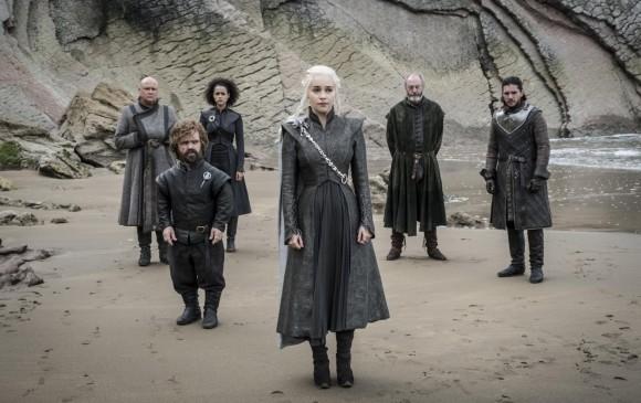 Daenerys recibe las malas noticias sobre las acciones de Cersei que han sido más inteligentes que las suyas. La madre de dragones se ha quedado sin aliados. FOTO Cortesía HBO