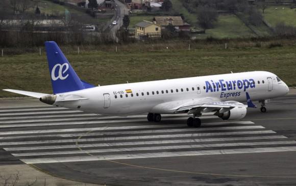 Air europa medellin