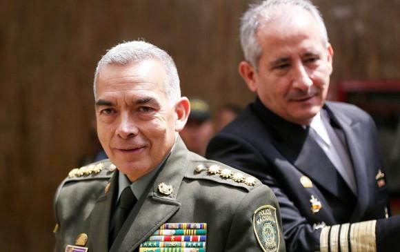 General Óscar Atehortúa, comandante de la Policía, a juicio disciplinario