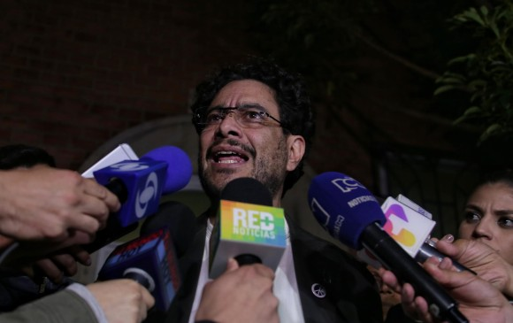 Iván Cepeda denunció a Prada por calumnia e injuria