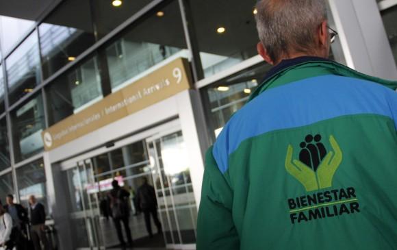 El Icbf hizo un llamado a las autoridades judiciales para que investigue con la mayor celeridad el caso. FOTO COLPRENSA-ARCHIVO.
