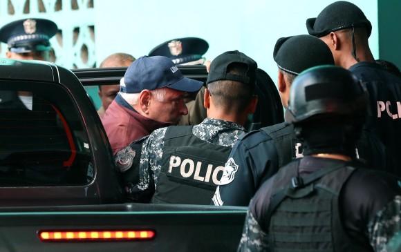 Ordenan excarcelación del expresidente de Panamá Ricardo Martinelli