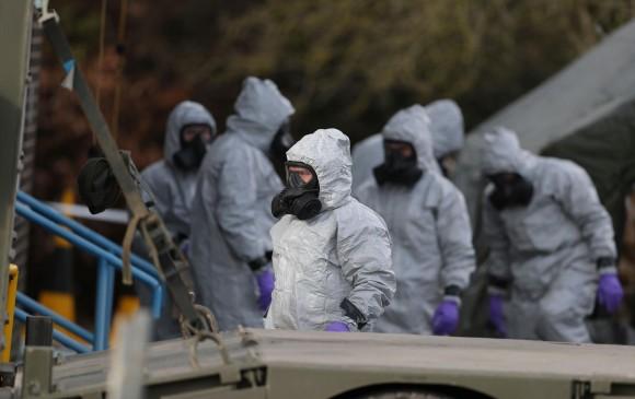 Rusia niega haber envenenado a exespía en Reino Unido