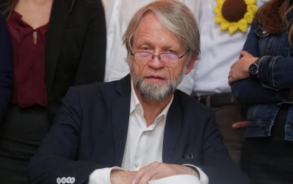 El senador Antanas Mockus. Foto: Colprensa.
