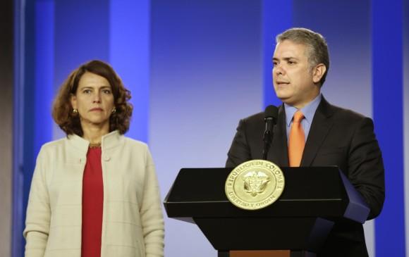 Duque radicó paquete anticorrupción con apoyo de partidos