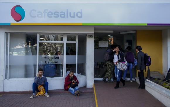ACHC cuestiona capacidad de atención de Cafesalud