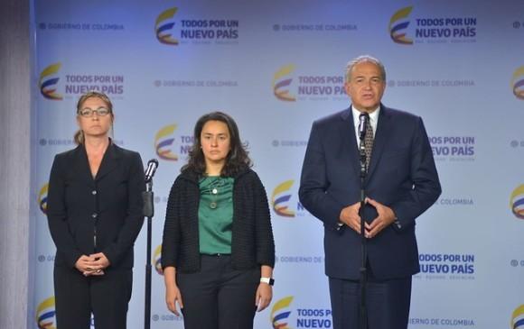 Medidas en Colombia para mejorar ejecución de fondos de paz