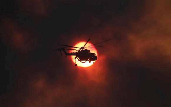 Cae helicóptero militar frente a Hawaii, hay 5 desaparecidos