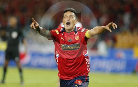 Germán Cano deja Pachuca y ahora es de Independiente de Medellín