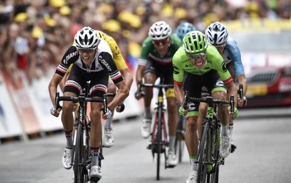 Rigo Urán se postula para estar en el podio — Tour de Francia
