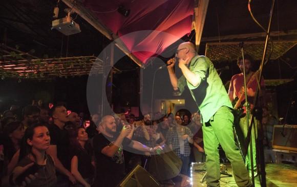 Bajo Tierra es un grupo colombiano de rock formado en la ciudad de Medellín. FOTOS Edwin Bustamante